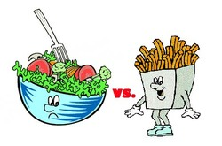 Salad or Fries?